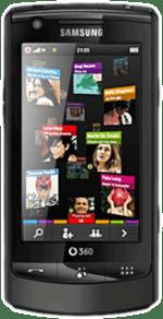 Vodafone Samsung M1