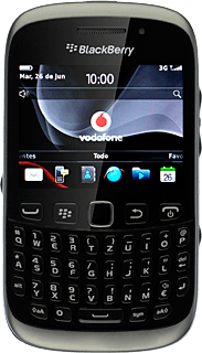 BlackBerry 9320 Curve