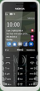 Nokia 301