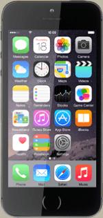 Apple iPhone 5s iOS 8