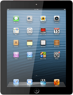 Apple iPad (4th generation) (iOS6)