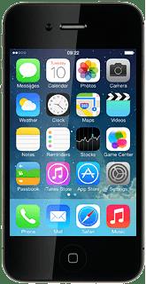 Apple iPhone 4S (iOS7)