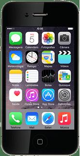 Apple iPhone 4S iOS 8