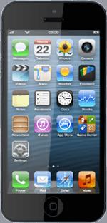 Apple iPhone 5 iOS 6