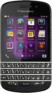 Blackberry Q10 Pictures Transfer