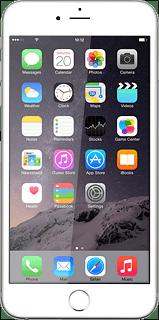 Apple iPhone 6 Plus (iOS 8)