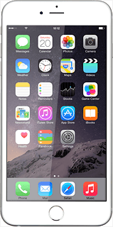 Apple iPhone 6 Plus (iOS 8)