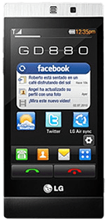 LG GD880