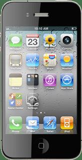 Apple iPhone 4 iOS 4
