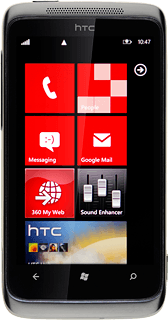 HTC 7 Trophy