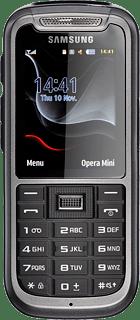 Samsung C3350 Eisen