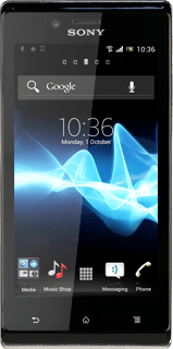 Sony Xperia J