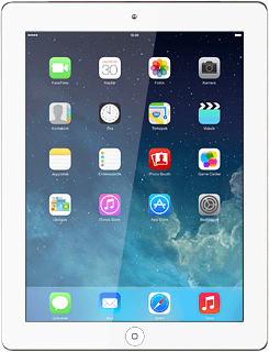 Apple iPad 4 iOS 7