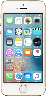 Apple iPhone SE iOS 9