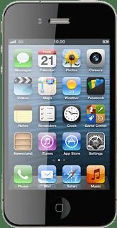 Apple iPhone 4S (iOS6)