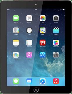 Apple iPad (4th generation) (iOS7)