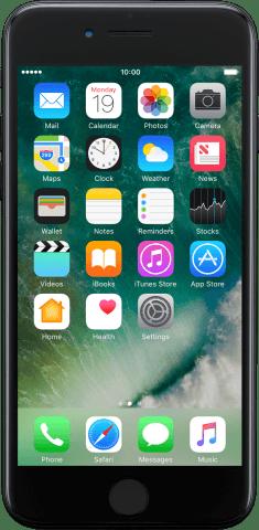 apple iphone 7 mobile hotspot