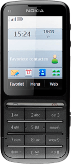Nokia C3 Touch and Type