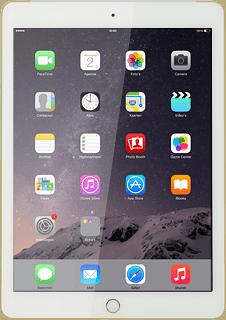 Apple iPad Air 2 (iOS8)