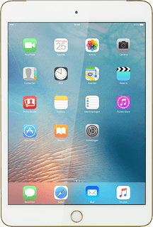 Apple iPad mini 3 (iOS9)