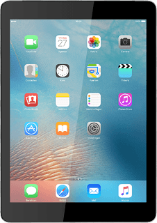 Apple iPad Air (iOS9)