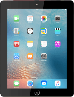 Apple iPad 3 (iOS9)