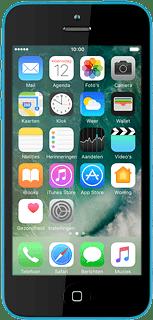 Apple iPhone 5c (iOS10)