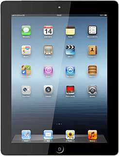 Apple Nuevo iPad (iOS5)