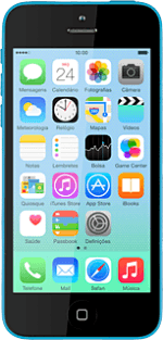 Apple iPhone 5c (iOS8)