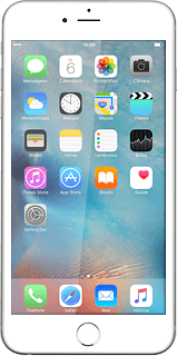 Apple iPhone 6s Plus iOS 9