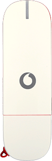 Vodafone K3772/Mac OS X