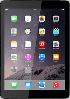 Apple iPad Air (iOS8)