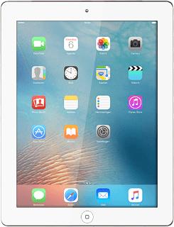 Apple iPad 4 (iOS9)