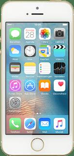 Apple iPhone SE (iOS9)