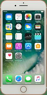 Apple iPhone 7 (iOS10)