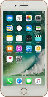 Apple iPhone 7 Plus (iOS10)