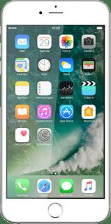 Apple iPhone 6s Plus (iOS10)