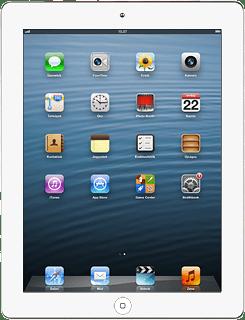 Apple iPad 4 (iOS6)