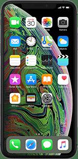 Apple iPhone Xs Max iOS 12