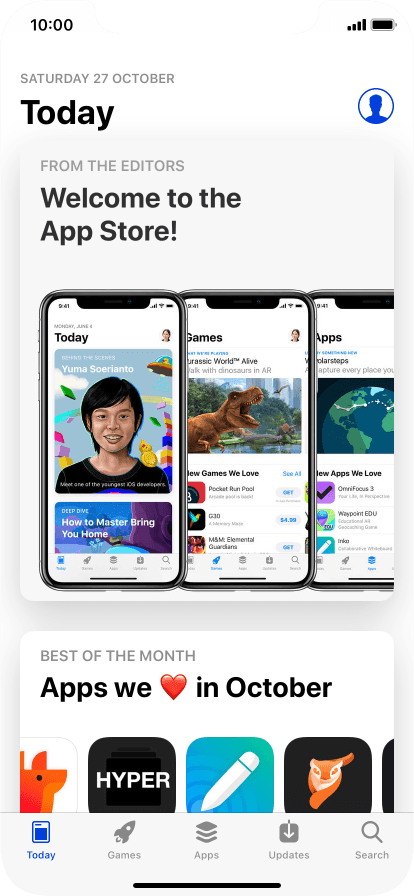 Apple iPhone XR - Install apps from App Store | Vodafone