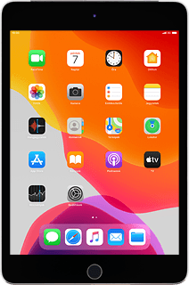 Apple iPad mini 4 iPadOS 13