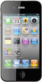Apple iPhone 4 iOS 4