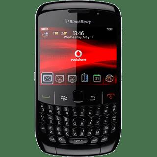 BlackBerry 8520 Curve - Install Facebook | Vodafone Ireland