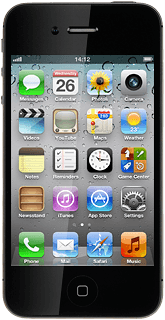 Apple iPhone 4S iOS 5