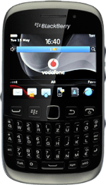 BlackBerry Curve 9320 - Download and use app from BlackBerry