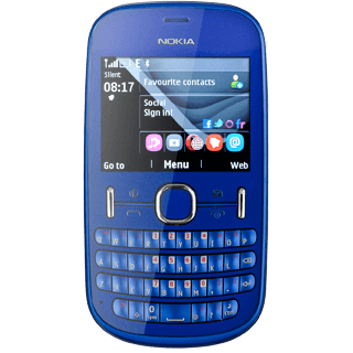 Nokia Asha 201 - Download and use applications from Store
