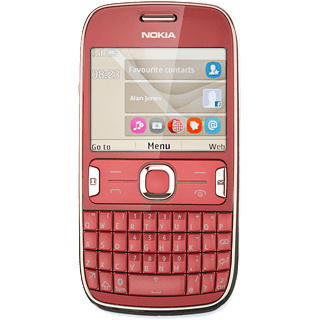 Nokia Asha 302 - Set up your phone for internet | Vodafone