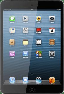Apple iPad mini iOS 6