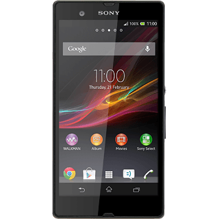 Sony Xperia Z - Turn NFC on or off | Vodafone Ireland