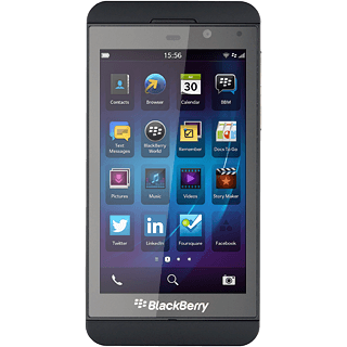 BlackBerry Z10 - Transfer pictures and video clips from